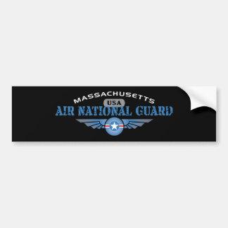 Massachusetts Air National Guard Bumper Sticker