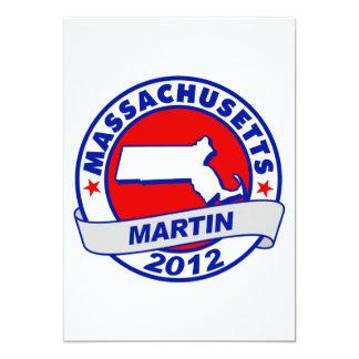 Massachusetts Andy Martin Card