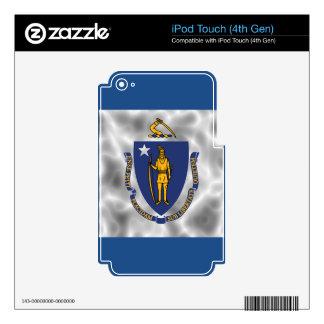 Massachusetts Art Decals For iPod Touch 4G