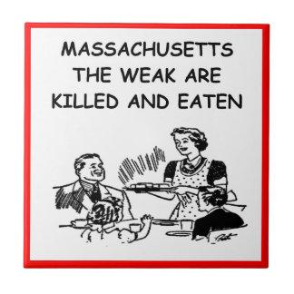 Massachusetts Tejas Ceramicas
