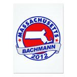 Massachusetts Bachmann Invitación 12,7 X 17,8 Cm