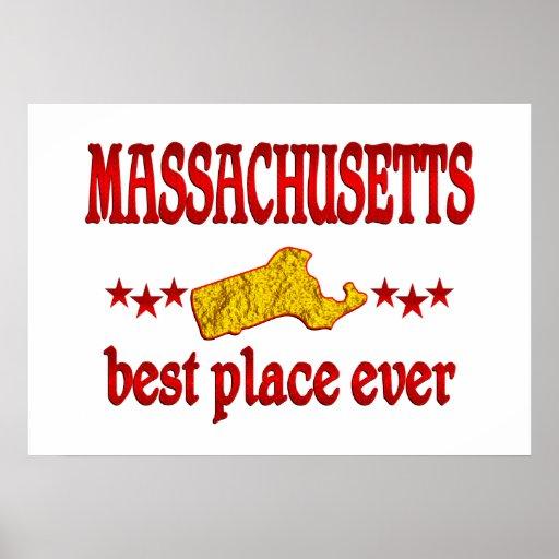 Massachusetts Best Print