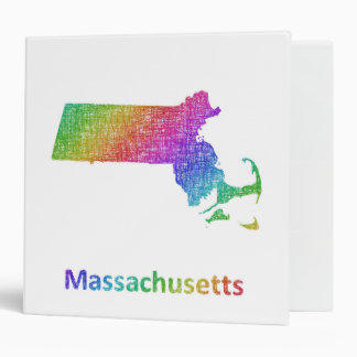 Massachusetts Binder