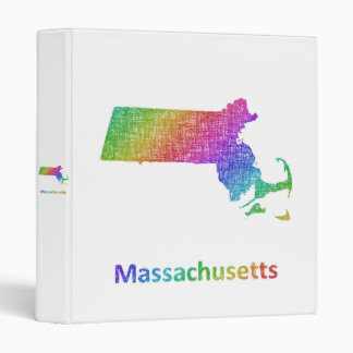 Massachusetts Binder