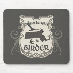 Mousepad with Massachusetts