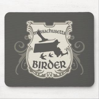 Massachusetts Birder Mouse Pad