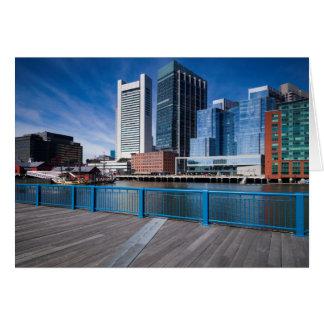 Massachusetts, Boston, Federal Reserve Bank Card