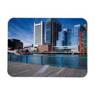 Massachusetts, Boston, Federal Reserve Bank Magnet