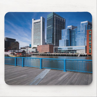 Massachusetts, Boston, Federal Reserve Bank Mouse Pad