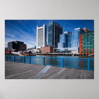 Massachusetts, Boston, Federal Reserve Bank Poster