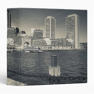 Massachusetts, Boston, Rowe's Wharf buildings Binder