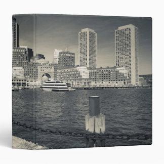 Massachusetts, Boston, Rowe's Wharf buildings Binder