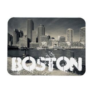 Massachusetts, Boston, Rowe's Wharf buildings Magnet