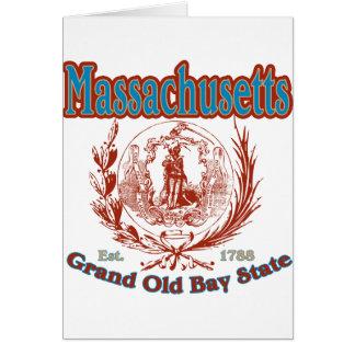 Massachusetts Greeting Cards
