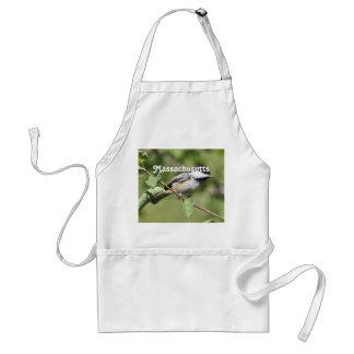 Massachusetts Chickadee Adult Apron