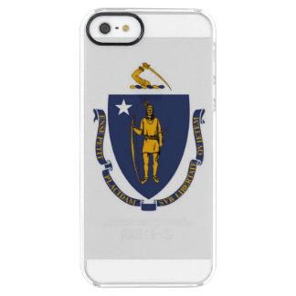 Massachusetts Clear iPhone SE/5/5s Case