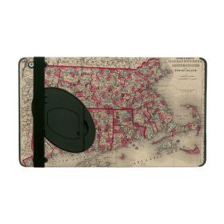 Massachusetts, Connecticut, and Rhode Island iPad Case