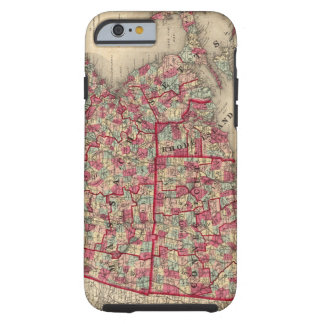 Massachusetts, Connecticut, and Rhode Island Tough iPhone 6 Case