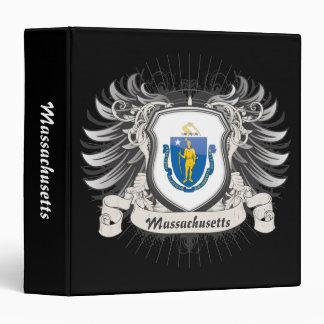 Massachusetts Crest Binders