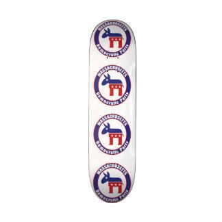 Massachusetts Democratic Party Skate Deck