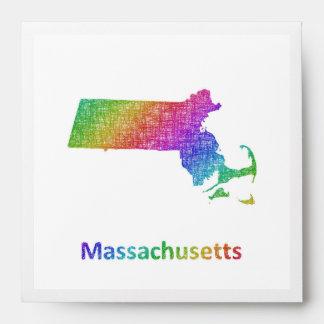 Massachusetts Envelope