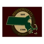 Massachusetts Est 1788 Post Cards