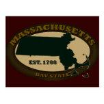 Massachusetts Est. 1788 Post Cards