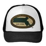Massachusetts Est. 1788 Trucker Hat