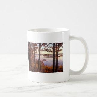 Massachusetts Fall Foliage Coffee Mug