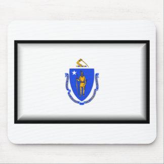 Massachusetts Flag Mouse Pad