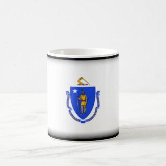 Massachusetts Flag Mugs