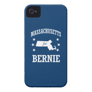 MASSACHUSETTS FOR BERNIE SANDERS iPhone 4 Case-Mate CASE