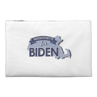MASSACHUSETTS FOR BIDEN - png Travel Accessories Bag