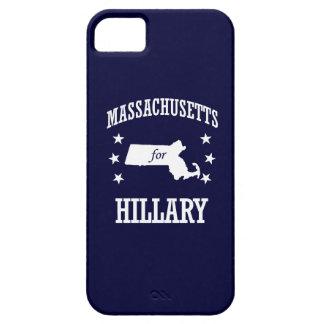 MASSACHUSETTS FOR HILLARY iPhone 5 COVER