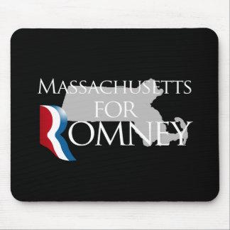 Massachusetts for Romney png Mousepads