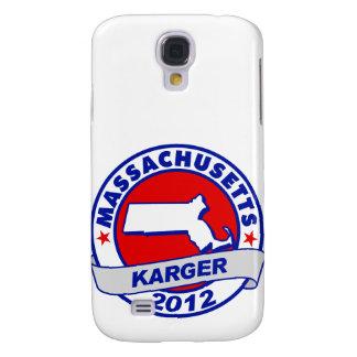 Massachusetts Fred Karger Galaxy S4 Case