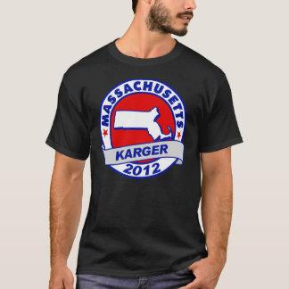 Massachusetts Fred Karger T-Shirt
