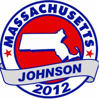 Massachusetts Gary Johnson Cut Out