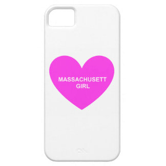 Massachusetts Girl iPhone 5 Case