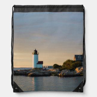 Massachusetts, Gloucester, Annisquam, Annisquam Drawstring Backpack