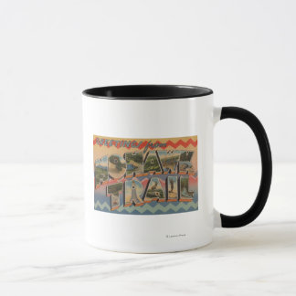 Massachusetts - Greetings from Mohawk Trail Mug