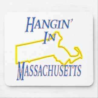 Massachusetts - Hangin Alfombrilla De Ratón
