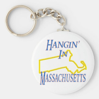 Massachusetts - Hangin' Key Chains