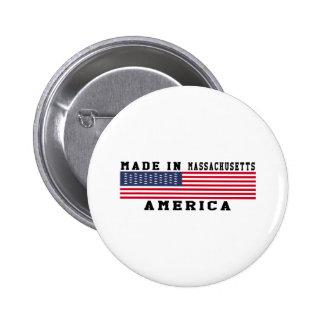 Massachusetts hizo en diseños pin