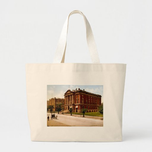 Massachusetts Institute of Technology Canvas Bags