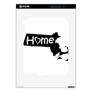 massachusetts iPad 2 skins
