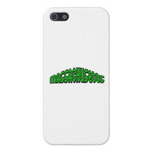 Massachusetts iPhone 5 Cárcasa