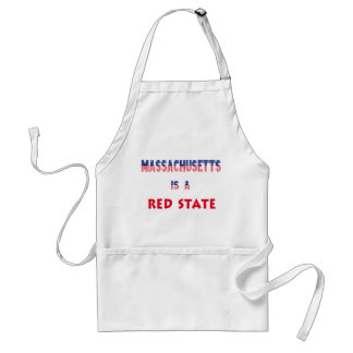 Massachusetts is a Red State Apron
