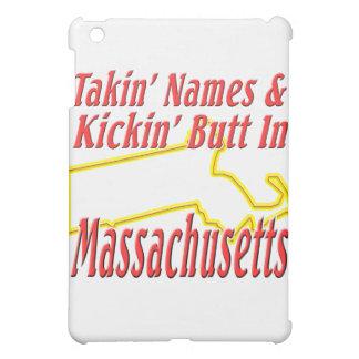Massachusetts - Kickin' Butt iPad Mini Cases