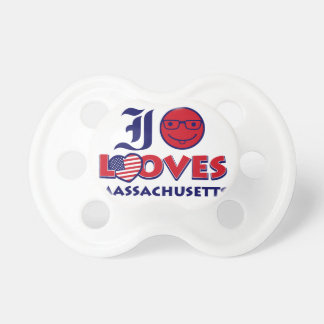 Massachusetts lovers design pacifiers